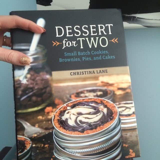 Great new #cookbook for my#collection thank you @nielsenmassey @dessertfortwo #dessert #recipes #food #foodie