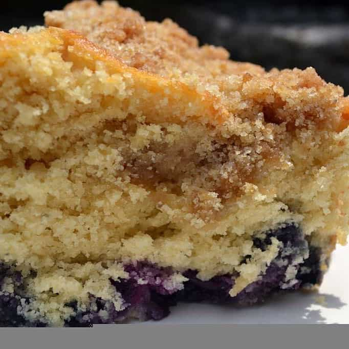 blueberry crumb cake from cake mix
