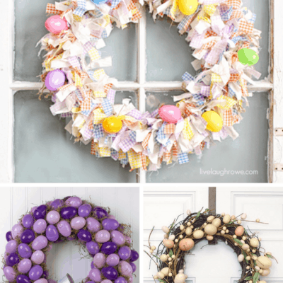 so many wreaths to make for your front door this spring