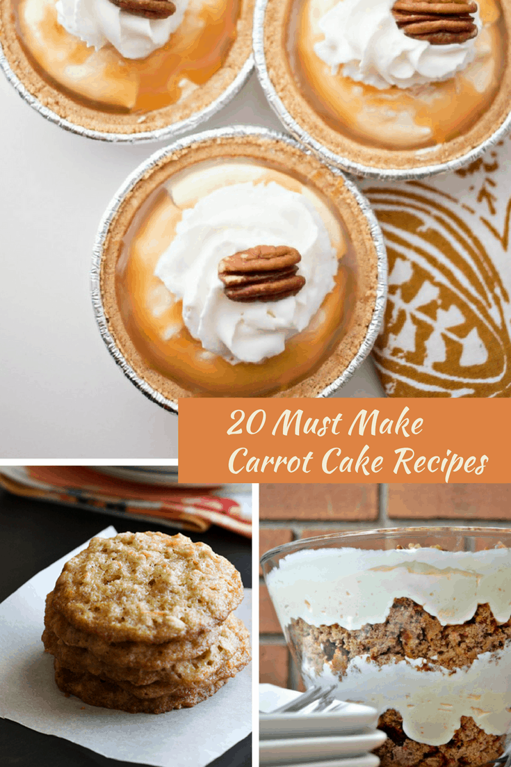 carrot cake recipes from the best food bloggers