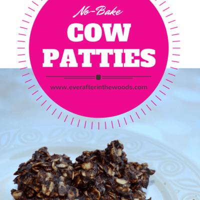 Easy No-Bake Cow Patty