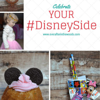 My First #DisneySide Party with Mickey and Friends