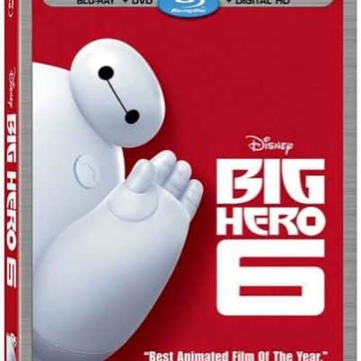 Disney's Big Hero 6 Arrives on DMA 02/03 and DVD/Blu-ray 02/24 #disneyside