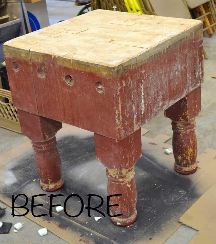 Diy Butcher Block Restoration Ever