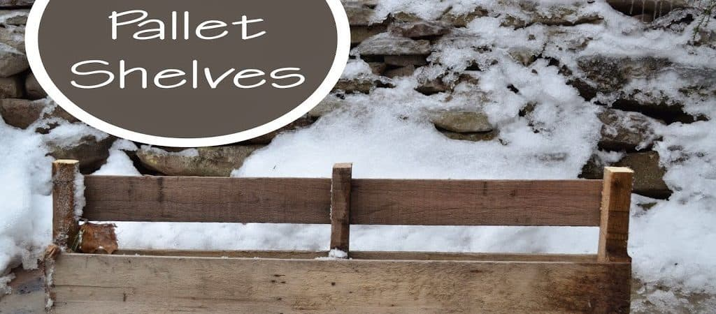 How To Make Diy Pallet Shelves Instructions And Picture