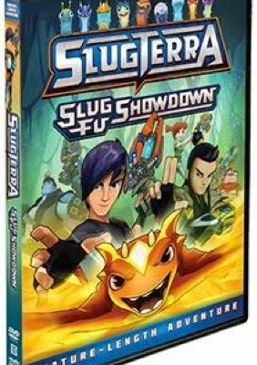 SLUGTERRA: SLUG FU SHOWDOWN Available Feb. 10