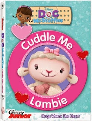 DOC McSTUFFINS: CUDDLE ME LAMBIE releasing on Disney DVD-Feb. 3rd,