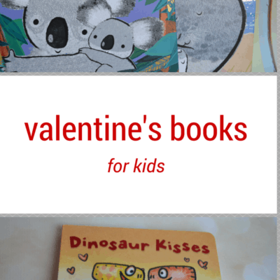 Adorable Books for Kids for Valentines Day