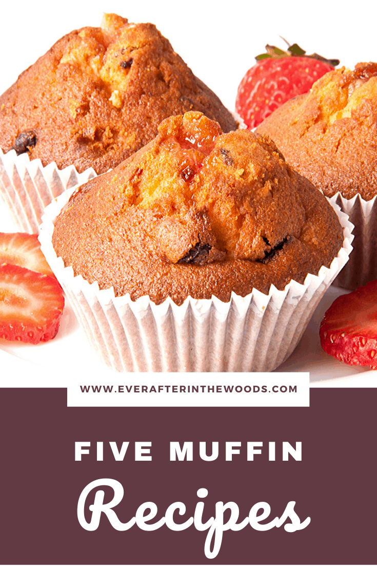 5 Easy Muffin Recipes For Those Who Have a Sweet Tooth