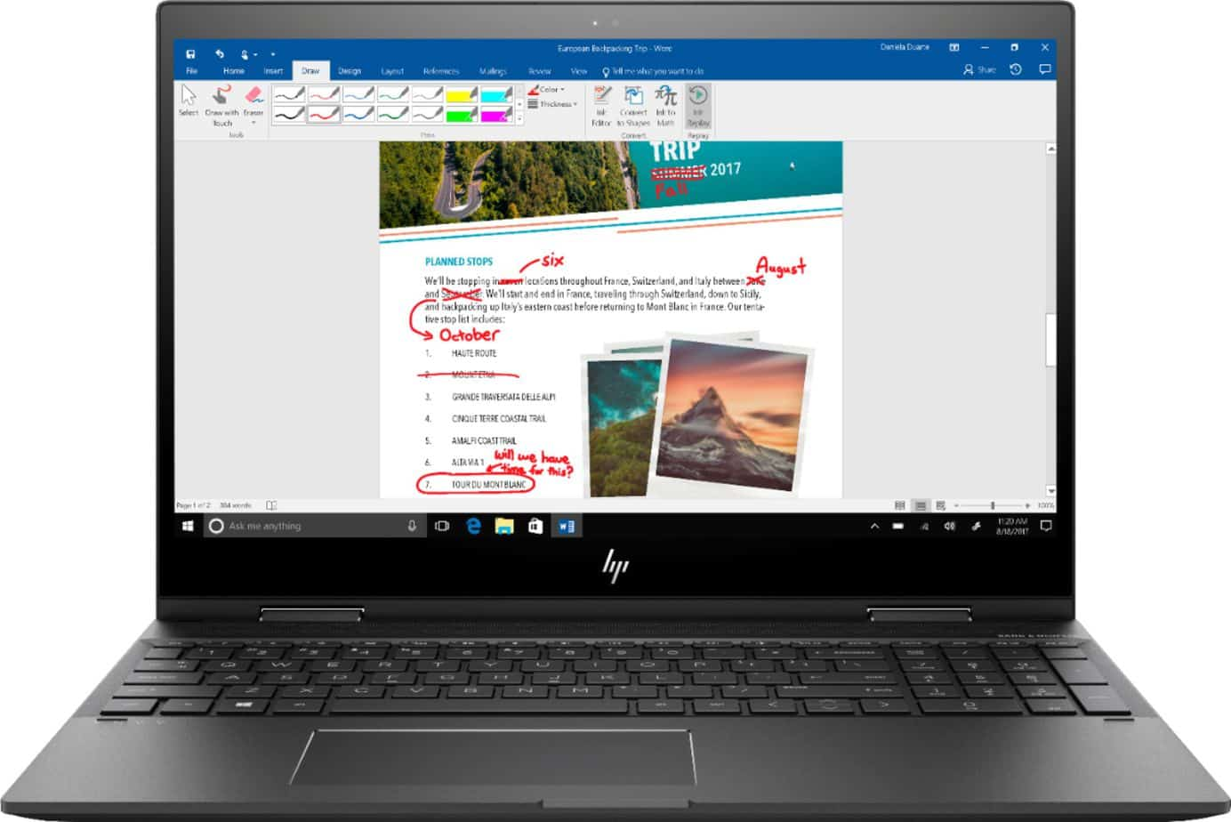 Check Out the HP Envy x360 Laptop