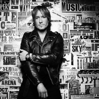 Summer Fun and New Music from Keith Urban