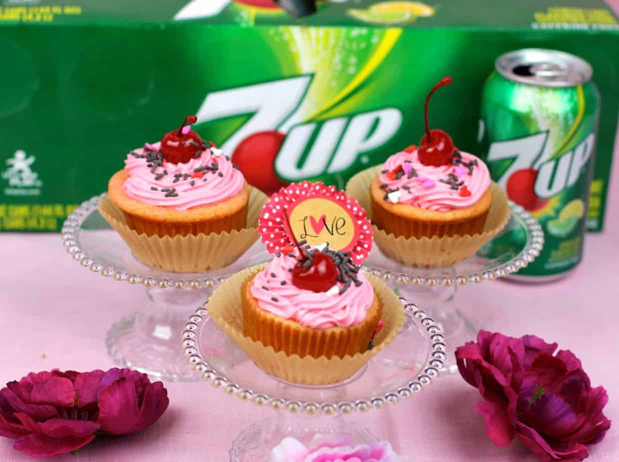 shirley temple cupcake recipe