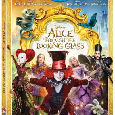 Alice Through the Looking Glass released October 18