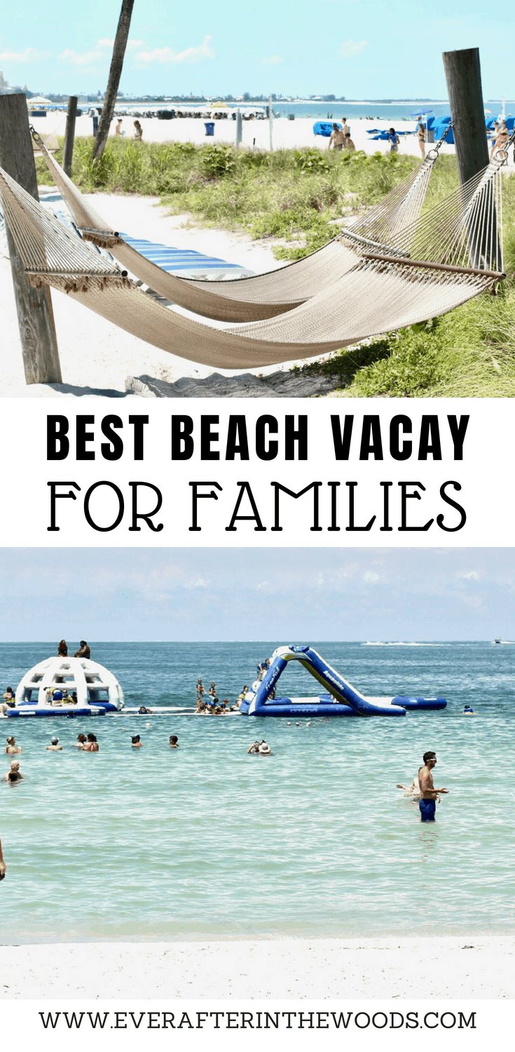 best beach vacations for families in US tradewinds island resorts