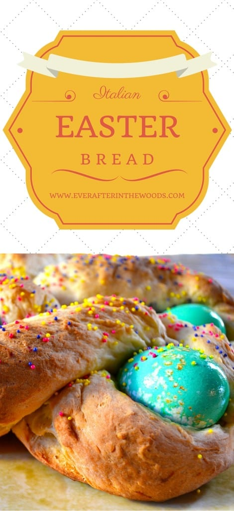 easter bread recipe italian tradition