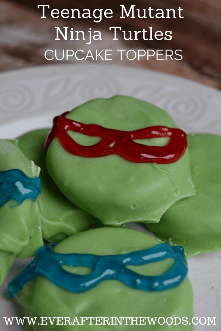 Teenage Mutant Ninja Turtle Chocolate Covered Oreos Ever After in