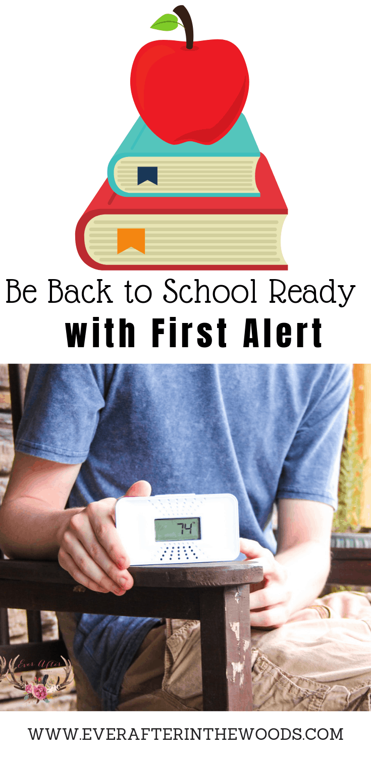 Be Back to School Ready with First Alert