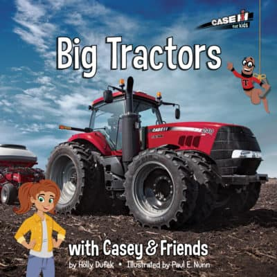Big Tractors with Casey and Friends Review and Giveaway