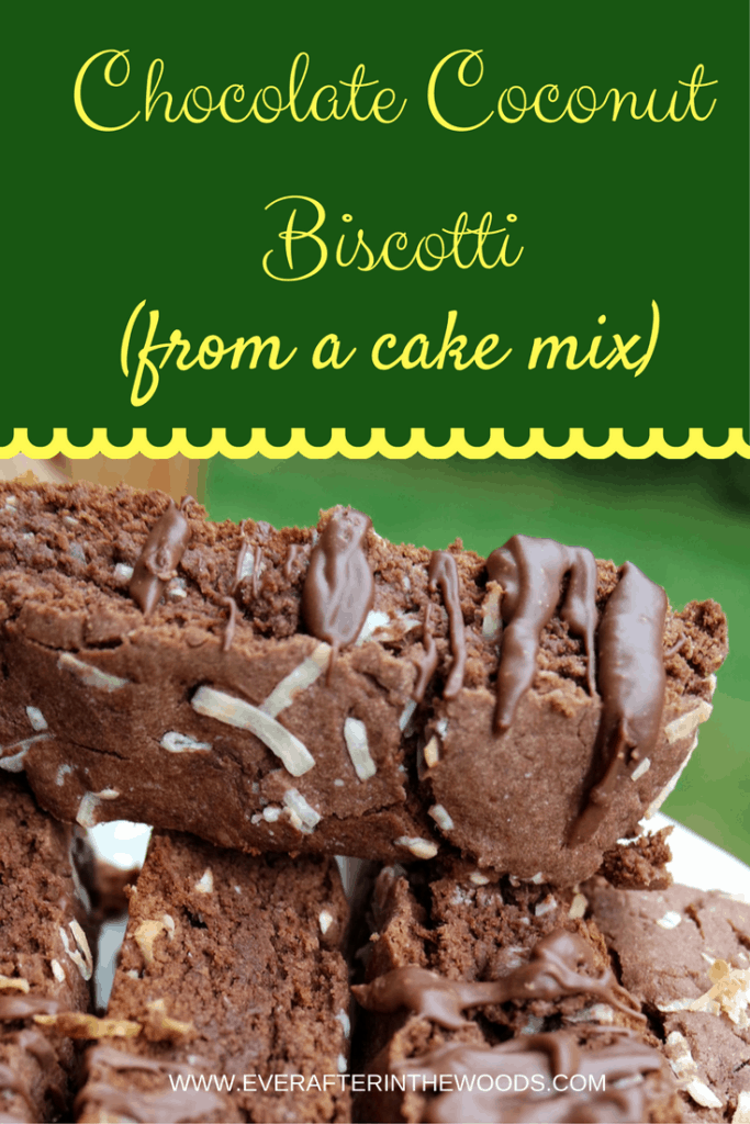 easy cake mix cookies italian cookies from mix biscotti coconut