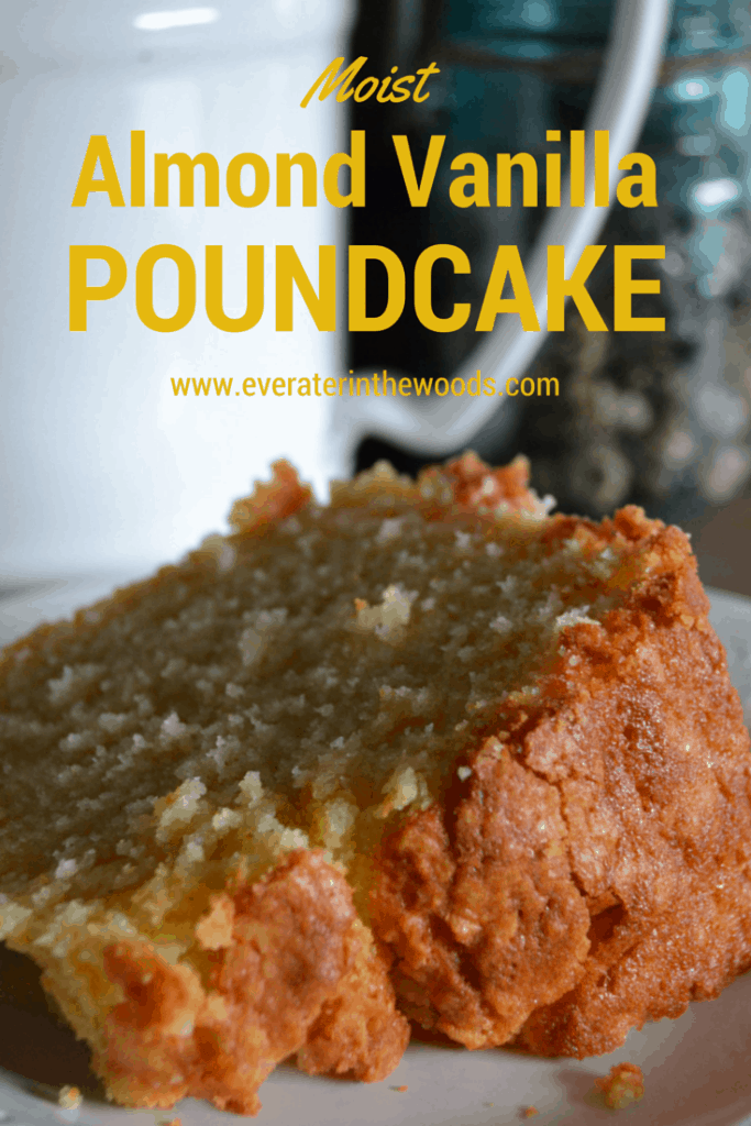 moist almond poundcake recipe