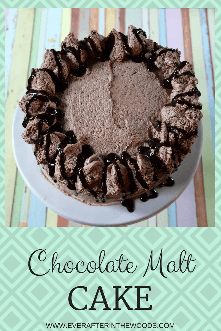 Chocolate Malted Powder