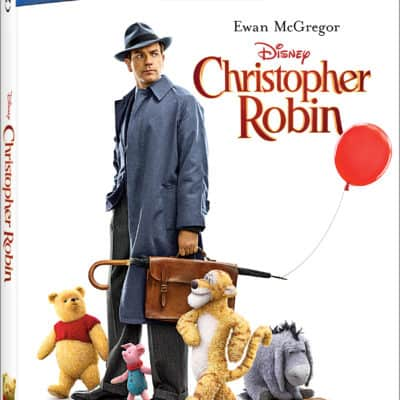 Christopher Robin –  Blu-ray Combo Pack Giveaway