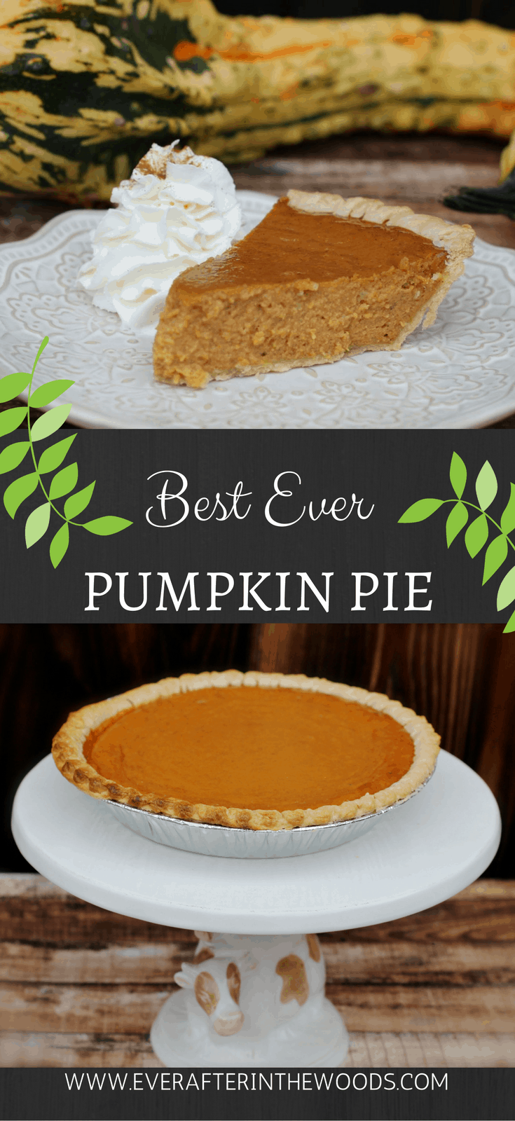 easiest way to make pumpkin pie frozen crust