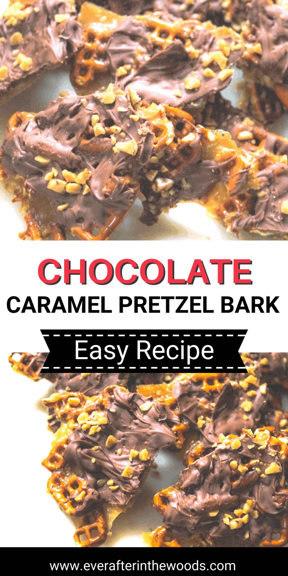 Chocolate Pretzel Toffee