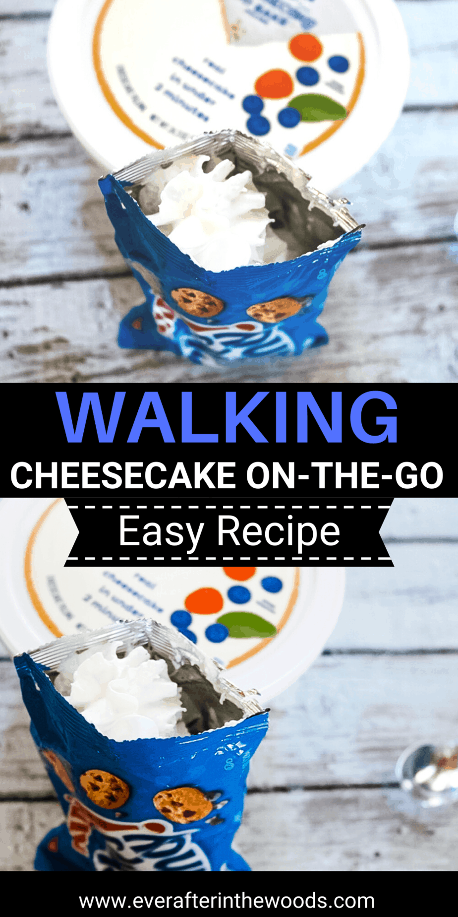 Cheesecake on the Go