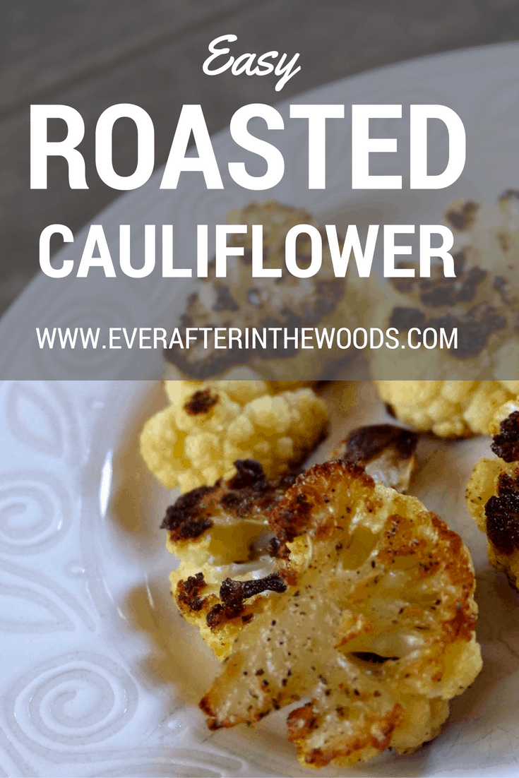 BEST ROASTED CAULIFLOWER RECIPE
