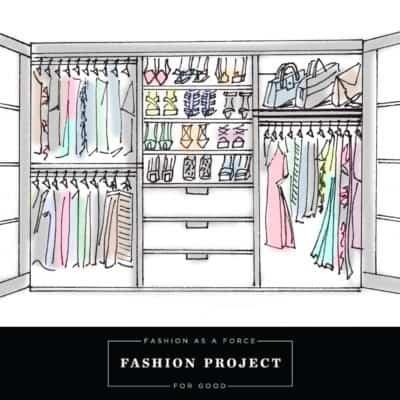 Look Good Feel Better Partners with Fashion Project #HelpBetterBegin