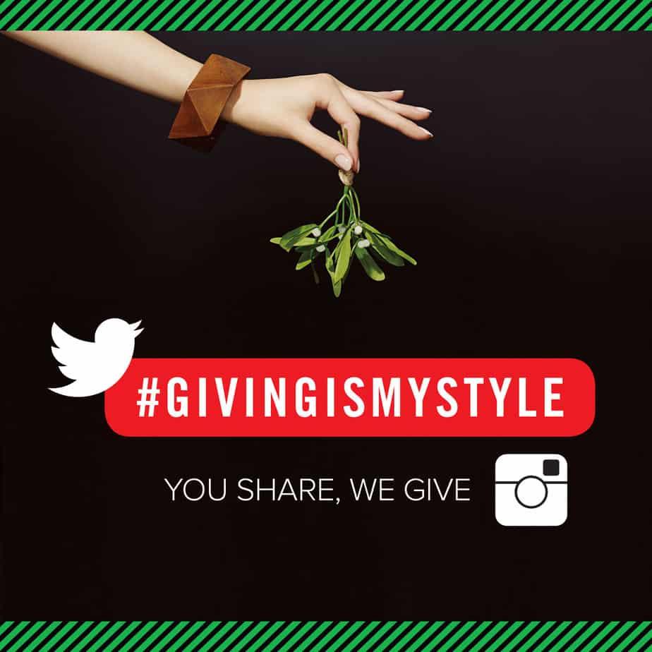 #GIVINGISMYSTYLE-misletoe