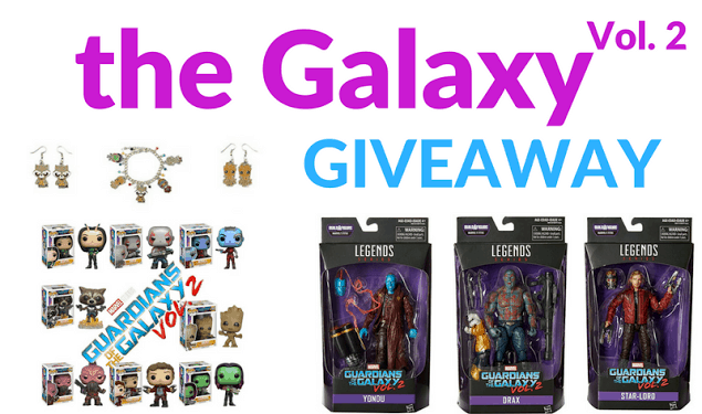 Ultimate Guardians of the Galaxy Vol.2 Giveaway