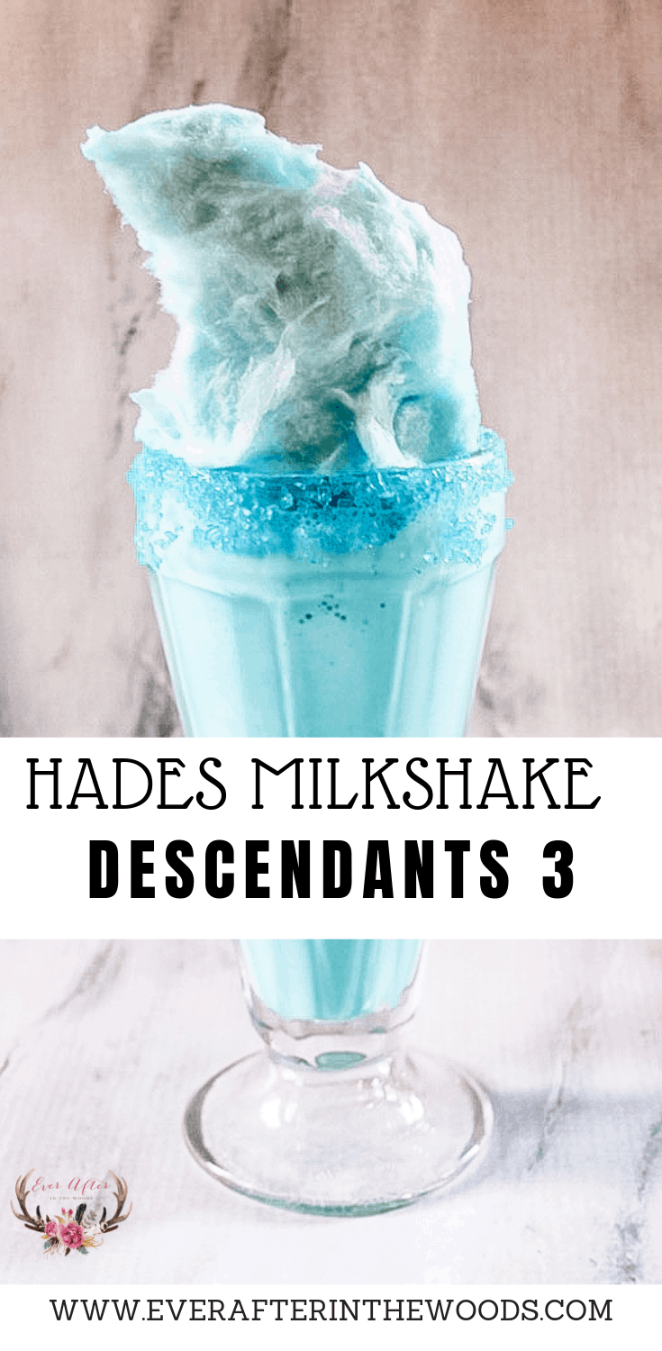 Hades milkshake descendants 3 party