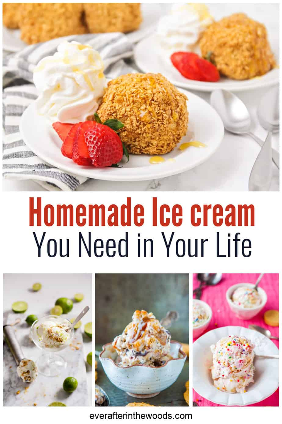 the best in homemade ice cream