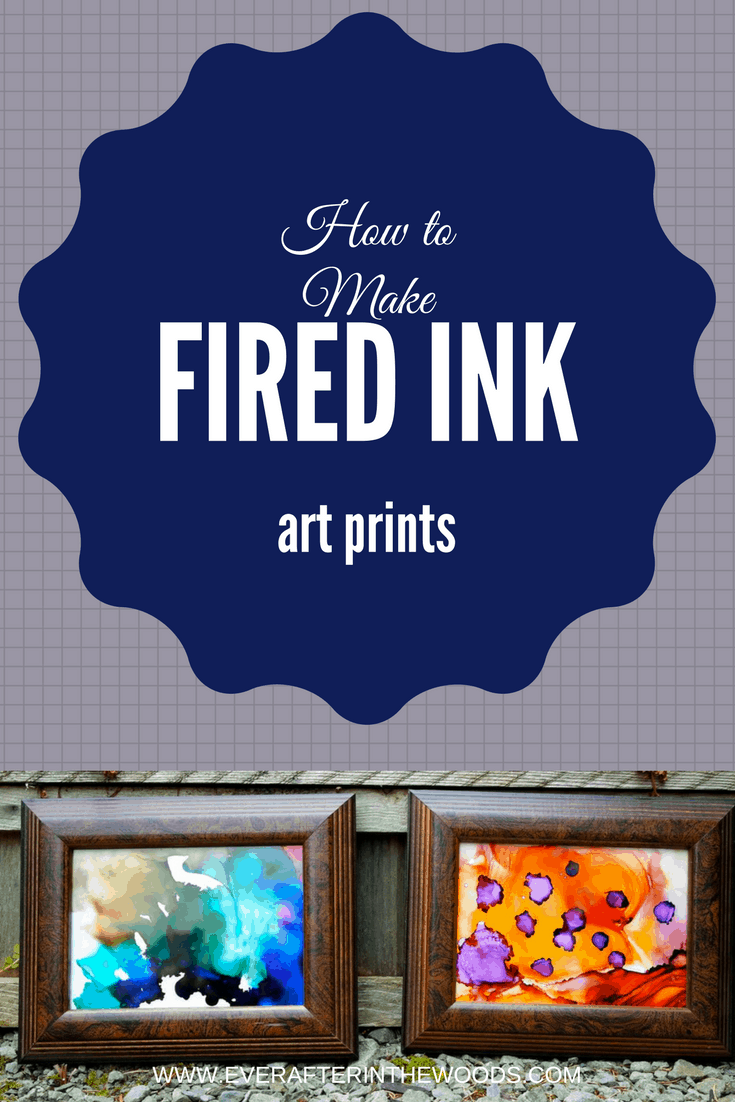 ink prints to make at home