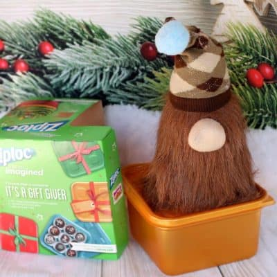 Make Your Holidays Better with Ziploc® Brand Products