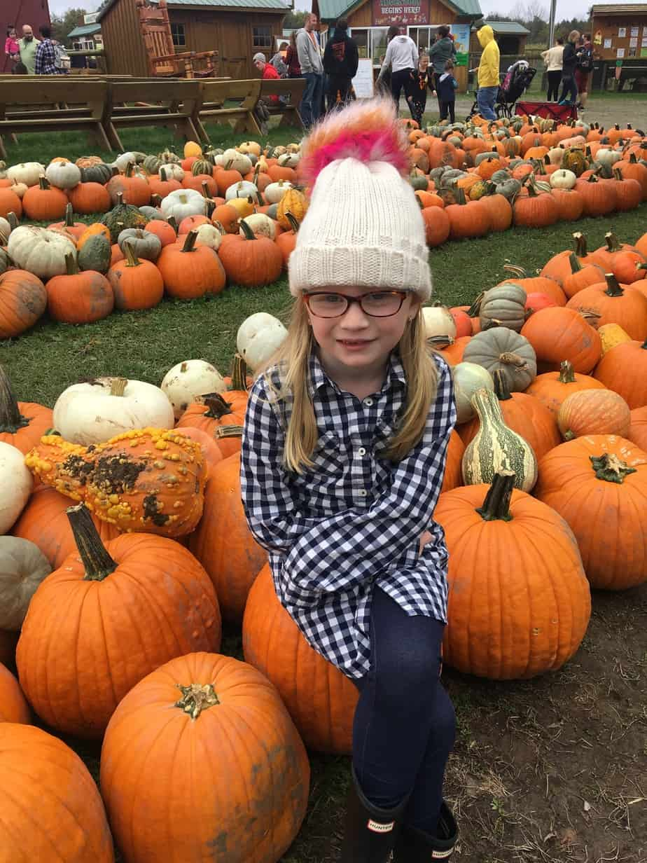 pumpkin picking in pa pennsylvania