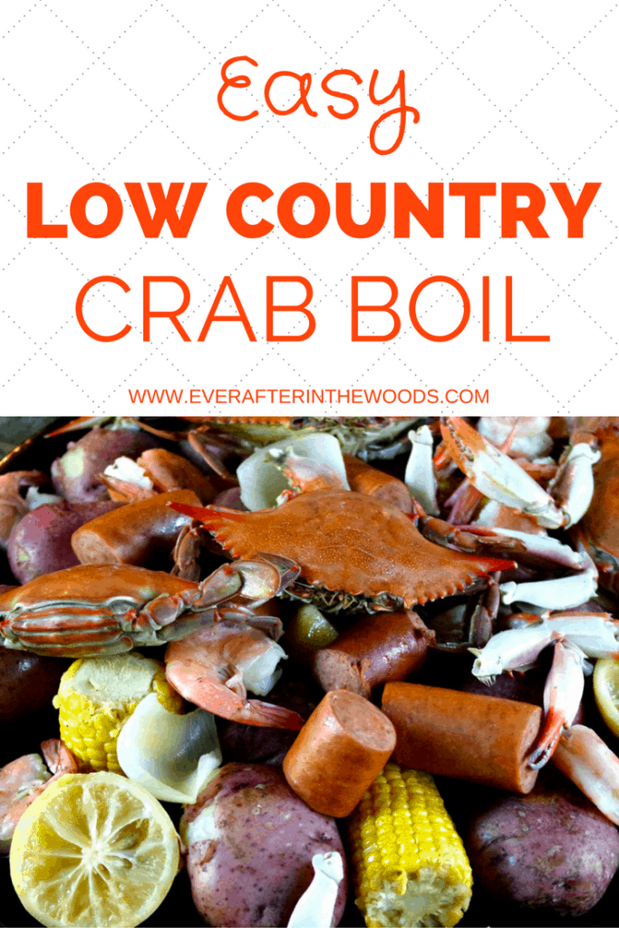 low-country crab boil