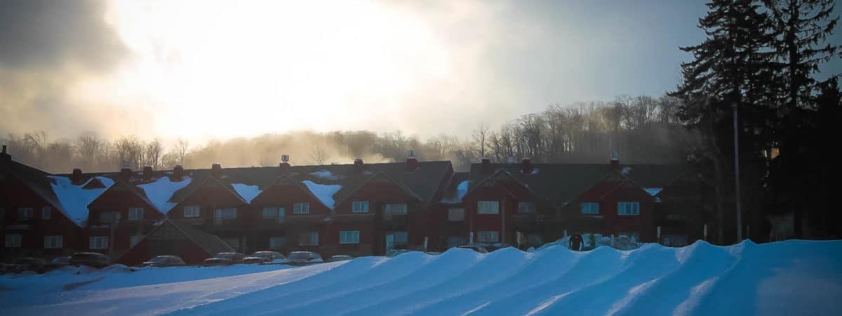 snow cap ski lessons for kids mount snow mt snow