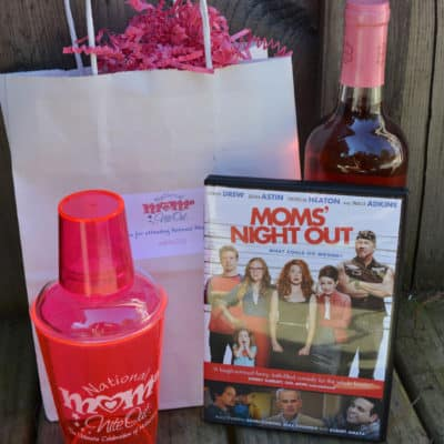 National Mom's Nite Out 2015 #NMNO15