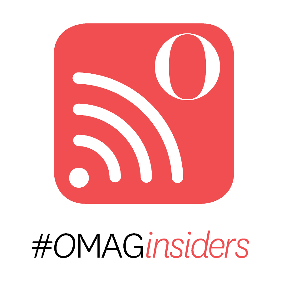 O Mag Insiders Icon Logo