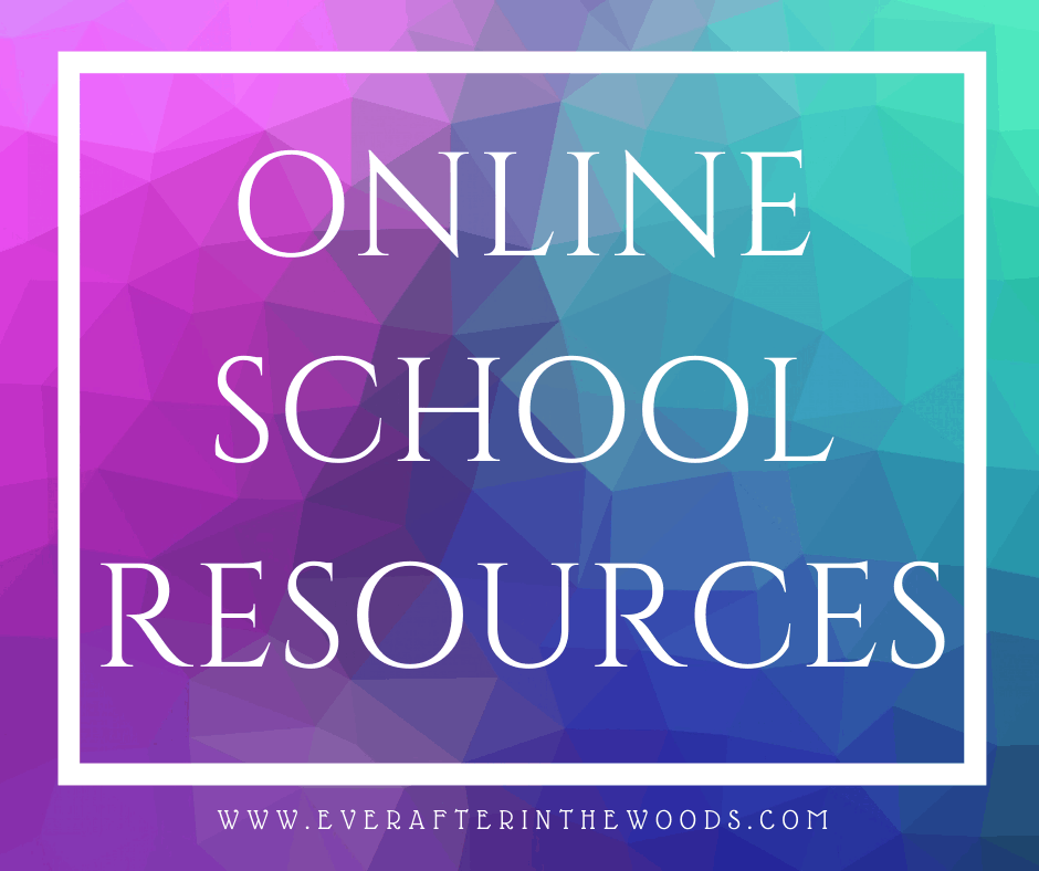 Online School Resources When You Can't Go To School I have compiled the ultimate list of online resources for your children to use while home. As a former teacher a schedule and learning is important for kids to maintain a sense of security and emotional well-being.