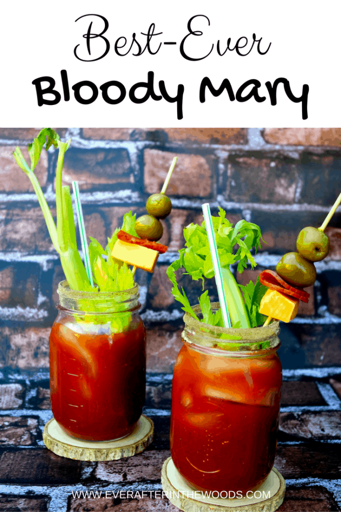 perfect bloody mary recipe cocktail