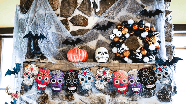 Party City to stock up on affordable Halloween décor.