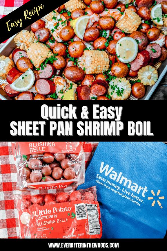 one pan shrimp boil