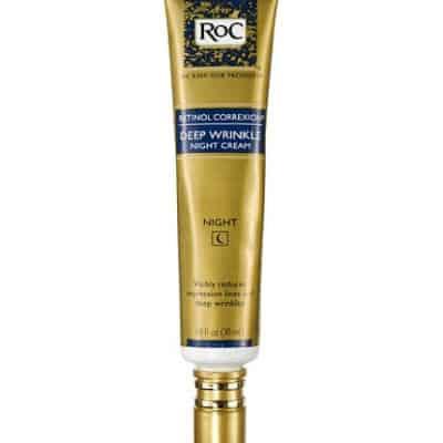 Make the RoC® RETINOL RESOLUTION for Beautiful Skin this Holiday Season