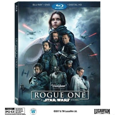 Join the Fun- Rogue One Digital HD Twitter Party Battle this Sunday, March 26