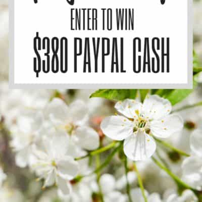 Enter the Spring Giveaway Today!