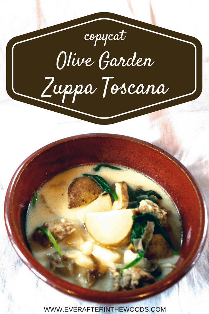 soup that olive garden makes